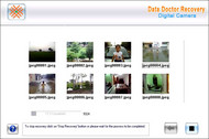 Digital Camera Photos Rescue Tool screenshot
